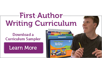 """First Author Writing Curriculum"""