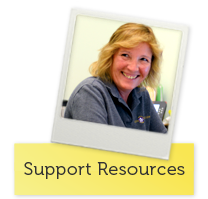 Support Resources Graphic