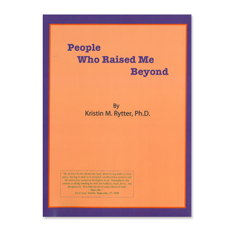 People Who Raised Me Beyond Book Cover Graphic