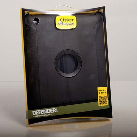 Otterbox Defender Series iPad Case and Latch