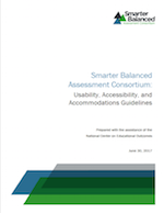Smarter Balanced Assessment Guidelines