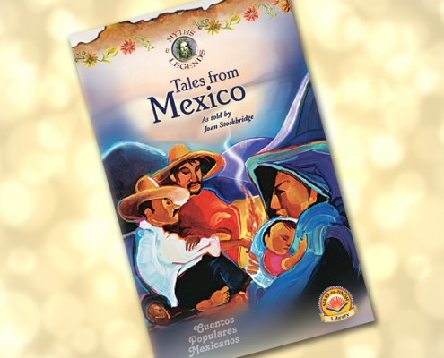 Tales from Mexico Book Cover Graphic
