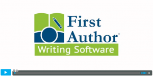 First Author Writing Software Product Demo
