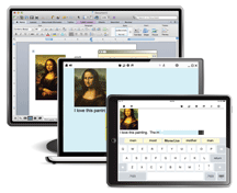 """CoWriter for iPad Chromebook Desktop Devices"""