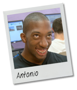 First Author: Antonio Video Graphic