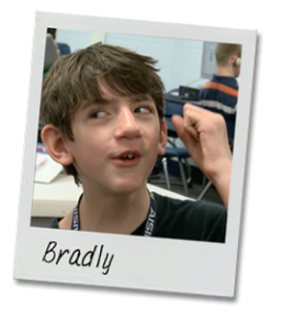 First Author: Bradly Video Graphic