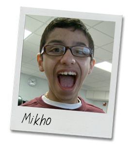 First Author: Mikho Video Graphic