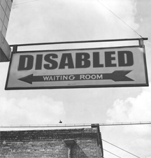 Disabled-Waiting-Room