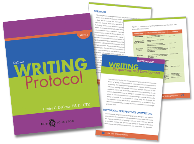 DeCoste Writing Protocol Book Cover
