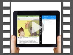 Snap&Read on iPad