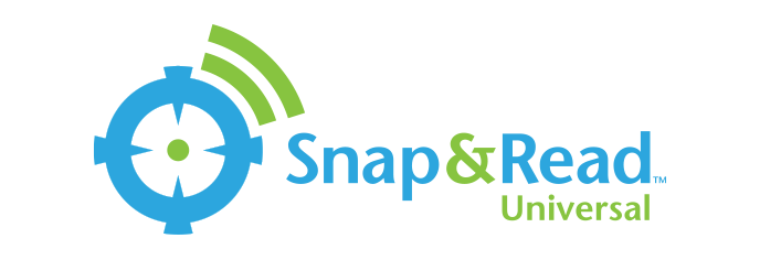 Snap&Read Universal Logo