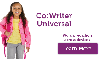 Co:Writer Universal Graphic