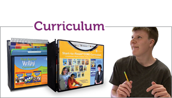 Curriculum Products Graphic