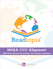 MSAA CCC Standards Alignment