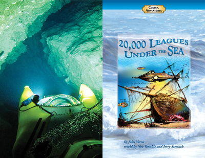 Marine Life, anchored by 20,000 Leagues Under the Sea