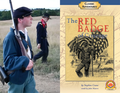 Civil War and Red Badge of Courage