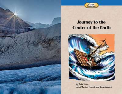 Geology and Journey to the Center of the Earth