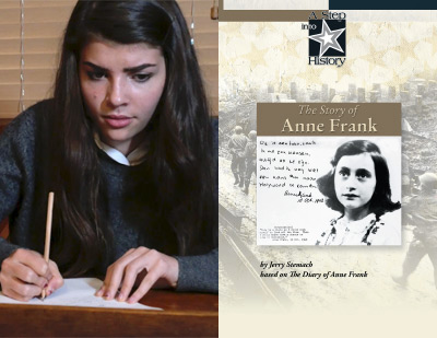 WWII and The Story of Anne Frank